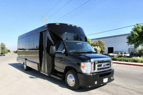 22 passenger party bus Council Bluffs